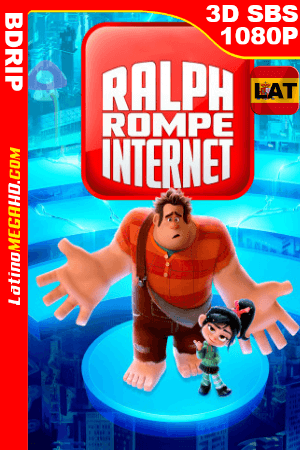 Wifi Ralph (2018) Latino Full 3D SBS BDRIP 1080P ()