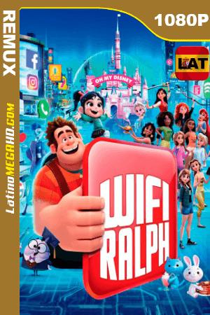 Wifi Ralph (2018) Latino HD BDRemux 1080P ()