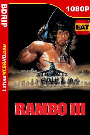 Rambo III (1988) Latino HD BDRIP 1080p ()