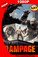 Rampage (2018) Latino HD BDRIP 1080p - 2018