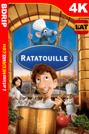 Ratatouille (2007) Latino HDR Ultra HD 4K BDRIP 2160P ()