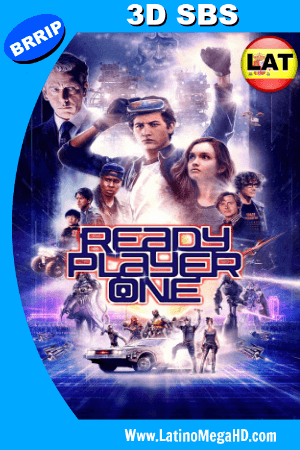 Ready Player One: Comienza el Juego (2018) Latino Full 3D SBS 1080P ()