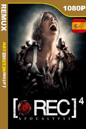[REC] 4: Apocalipsis (2014) Español HD BDREMUX 1080p ()