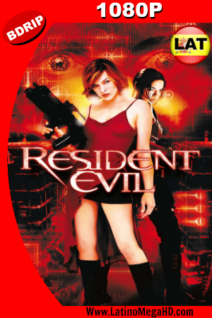 Resident Evil (2002) Latino HD BDRIP 1080P ()