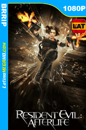 Resident Evil: Afterlife (2010) Latino HD BRRIP 1080P ()