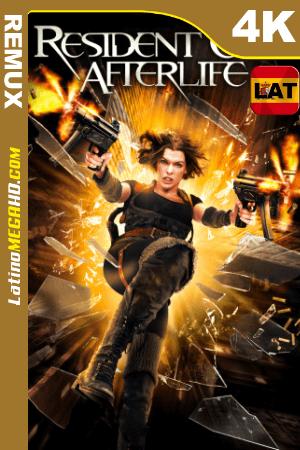 Resident Evil 4: Ultratumba (2010) Latino UltraHD BDREMUX 2160p ()