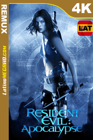 Resident Evil 2: Apocalipsis (2004) Latino UltraHD Extended BDREMUX 2160p ()