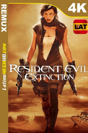 Resident Evil 3: Extinción (2007) Latino UltraHD BDREMUX 2160P ()