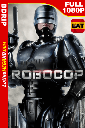 Robocop Director's Cut Remastered (1987) Latino FULL HD BDRIP 1080P ()