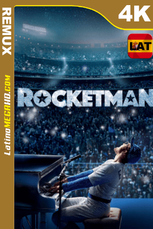 Rocketman (2019) Latino HDR Ultra HD BDRemux 2160P - 2019