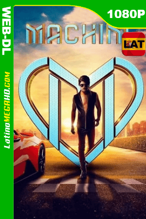 Machine (2017) Latino HD WEB-DL 1080P ()