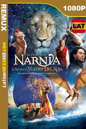 Las Crónicas De Narnia: La Travesía Del Viajero Del Alba (2010) Latino HD BDREMUX 1080P ()
