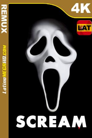 Scream: grita antes de morir (1996) Latino UltraHD BDREMUX 2160p ()