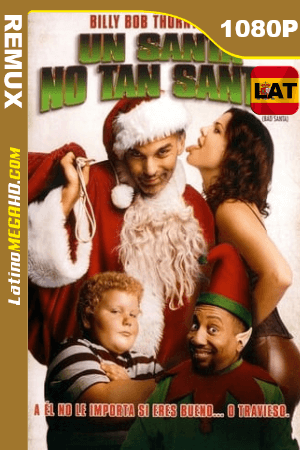 Bad Santa 2 (2016) Latino HD BDREMUX 1080p ()