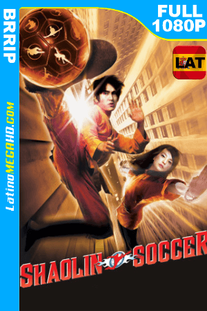 Shaolin Soccer (2001) Latino HD FULL 1080P ()