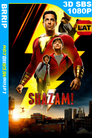 Shazam! (2019) Latino Full HD 3D SBS 1080P ()