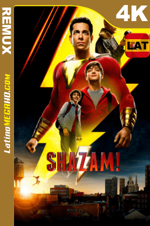 Shazam! (2019) Latino HDR Ultra HD BDRemux 2160P ()