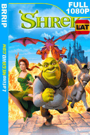 Shrek (2001) Latino HD BRRIP 1080P ()