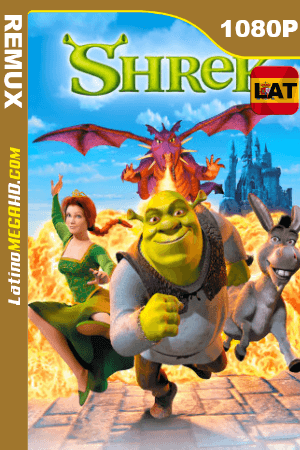 Shrek (2001) Latino HD BDREMUX 1080P ()