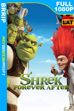 Shrek Para siempre (2010) Latino HD BRRIP 1080P ()