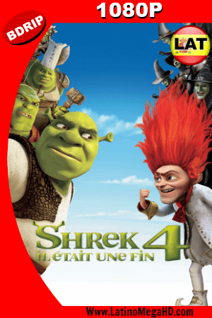 Shrek Forever After (2010) BDRIP 1080p Dual Latino-Ingles HD