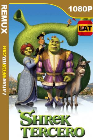 Shrek tercero (2007) Latino HD BDREMUX 1080P ()