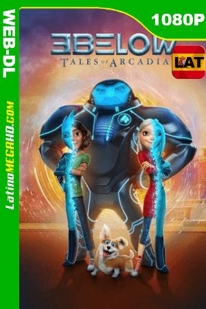 Los 3 de abajo: Cuentos de Arcadia (2019) Temporada 2 Latino HD WEB-DL 1080P ()