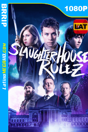 Las Reglas de Slaughterhouse (2018) Latino HD 1080P ()