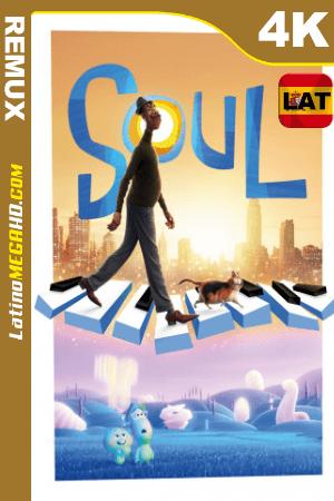 Soul (2020) Latino UltraHD BDREMUX 2160p ()