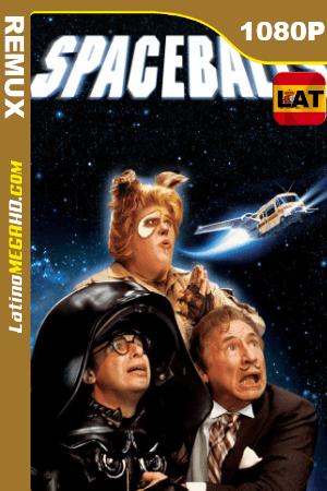 S.O.S. Hay un loco suelto en el espacio (1987) Latino HD BDREMUX 1080p ()