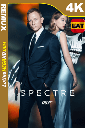 Spectre (2015) Latino HDR Ultra HD BDRemux 2160P ()