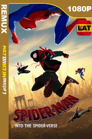 Spider-Man: un nuevo universo (2018) Latino HD BDRemux 1080P ()