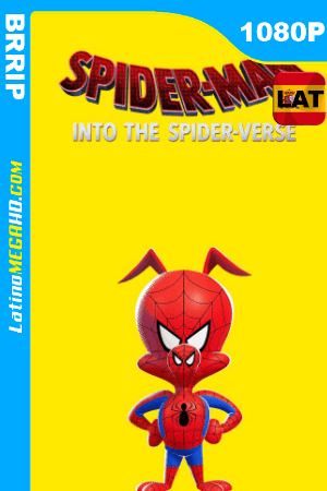 Spider-Man: un nuevo universo (2018) Latino HD BRRIP 1080P ()