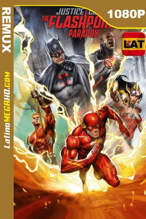Liga de la Justicia: Paradoja del Tiempo (2013) Latino HD BDREMUX 1080P ()