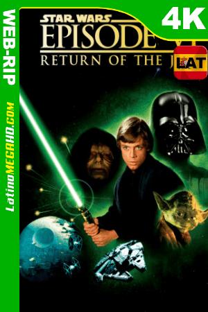 Star Wars: episodio VI – el retorno del Jedi (1983) Latino HD WEB-Rip 2160p ()