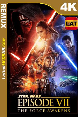 Star Wars: El despertar de la fuerza VII (2015) Latino HDR Ultra HD BDREMUX 2160p ()