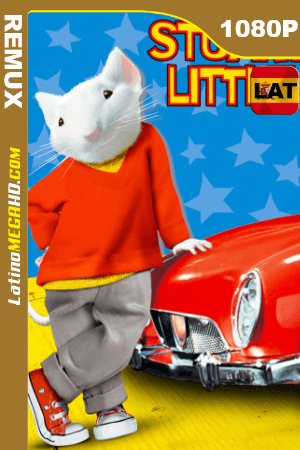 Stuart Little: Un ratón en la familia (1999) Latino HD BDREMUX 1080P ()