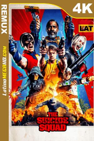 El Escuadrón Suicida (2021) Latino UltraHD BDREMUX 2160p ()