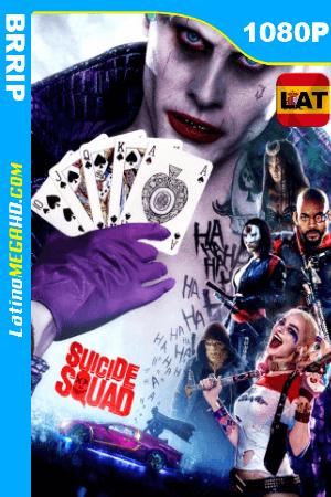 Escuadrón Suicida (2016) Latino HD BRRIP 1080P ()