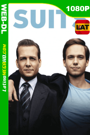 Suits (2011) Temporada 1 (Serie de TV) Latino HD WEB-DL 1080P ()