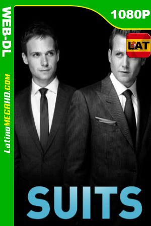 Suits (2011) Temporada 3 (Serie de TV) Latino HD WEB-DL 1080P ()