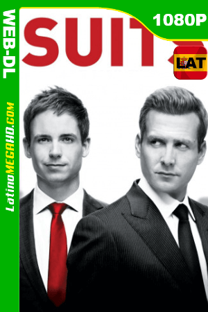 Suits (2011) Temporada 2 (Serie de TV) Latino HD WEB-DL 1080P ()