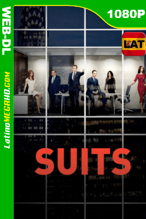 Suits (2015) Temporada 5 (Serie de TV) Latino HD WEB-DL 1080P ()