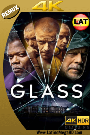 Glass (2019) Latino Ultra HD BDRemux 2160P ()