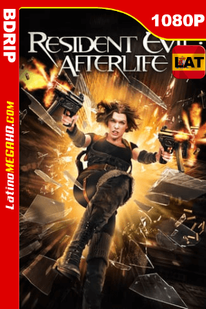 Resident Evil: Afterlife (2010) Latino HD BDRIP 1080P ()