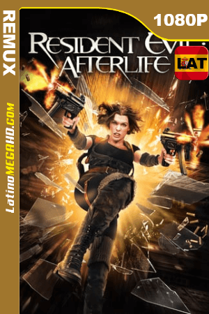 Resident Evil: Afterlife (2010) Latino HD BDRemux 1080P ()