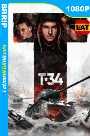 T-34 (2018) Latino HD 1080P ()
