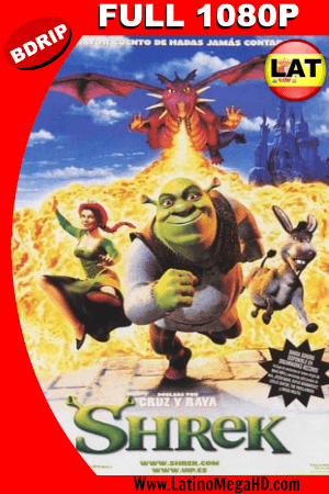 Shrek (2001) BDRIP 1080p Dual Latino-Ingles HD