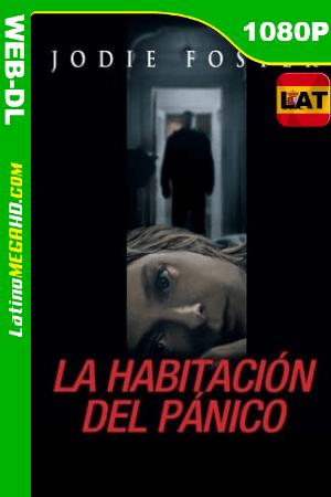 La habitación del pánico (2002) Latino HD AMZN WEB-DL 1080P - 2002