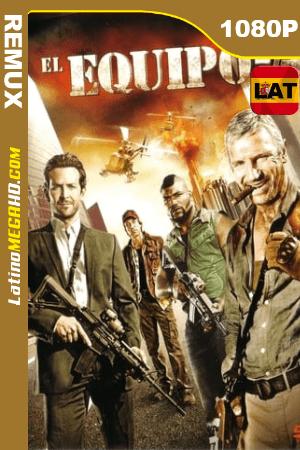 Brigada A, los magníficos (2010) Latino HD BDREMUX Extended 1080P ()